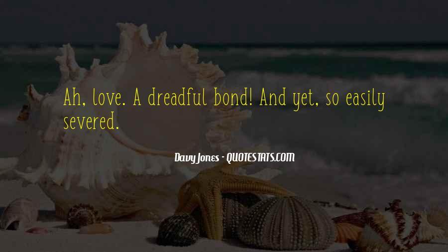 Davy Jones Quotes #951254