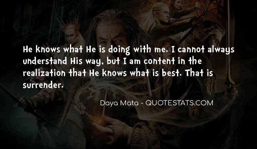 Daya Mata Quotes #470265