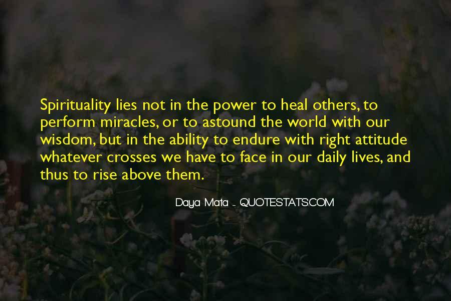 Daya Mata Quotes #505276
