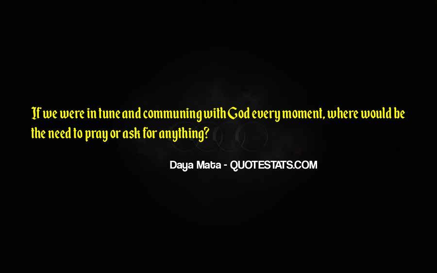 Daya Mata Quotes #572904