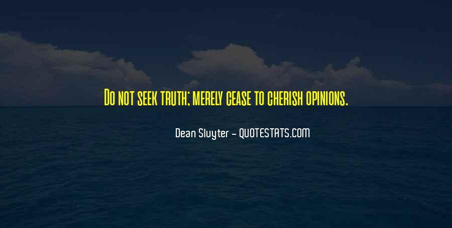 Dean Sluyter Quotes #1402974