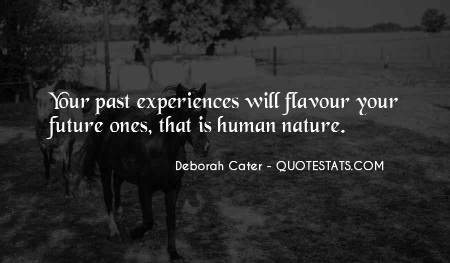 Deborah Cater Quotes #485404