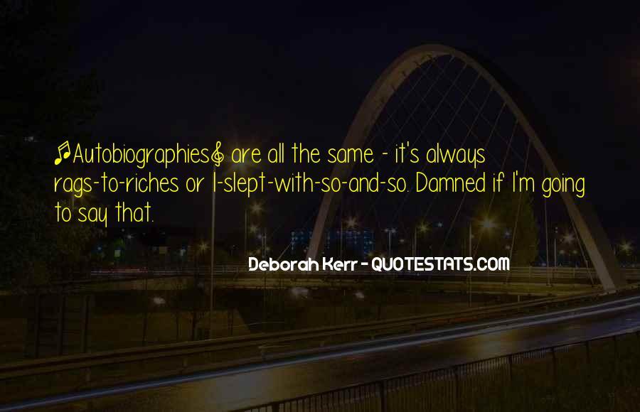 Deborah Kerr Quotes #951310