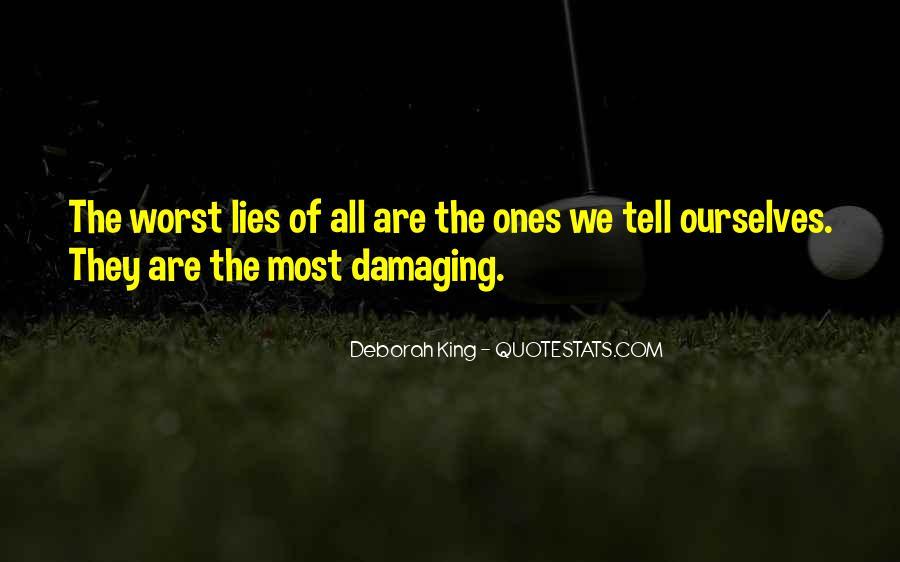 Deborah King Quotes #1067368