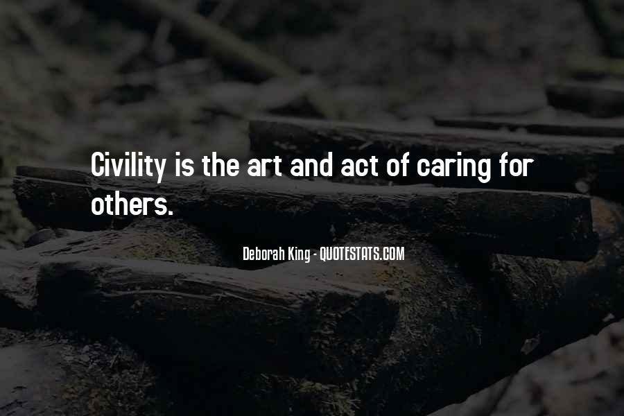 Deborah King Quotes #1075249