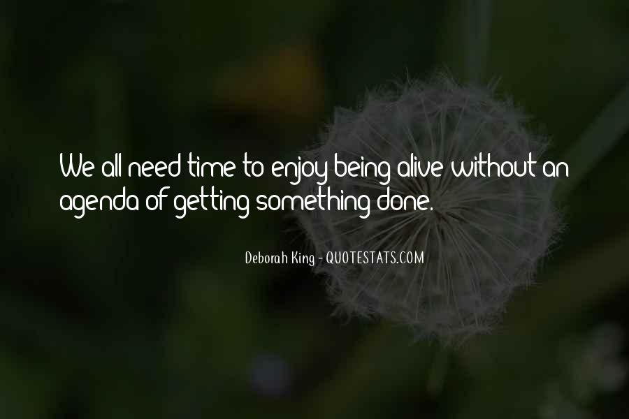 Deborah King Quotes #1146983