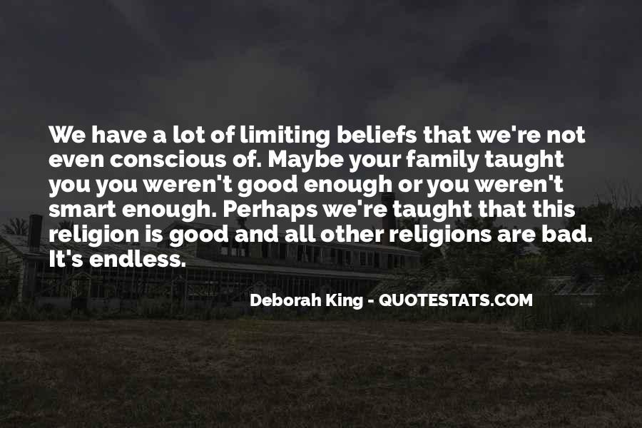 Deborah King Quotes #1382375