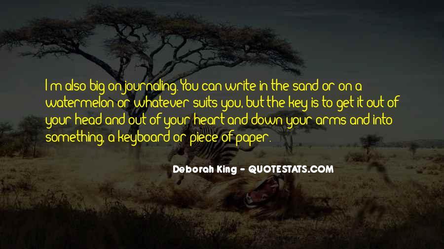 Deborah King Quotes #1615702