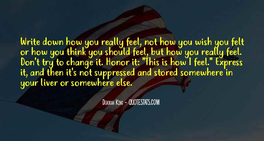 Deborah King Quotes #829868