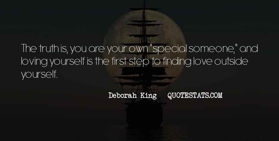 Deborah King Quotes #976563