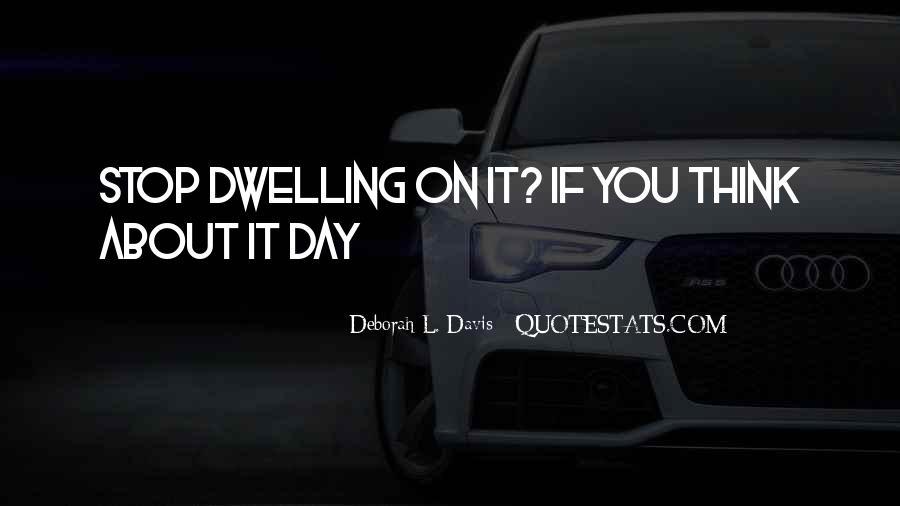 Deborah L. Davis Quotes #520268