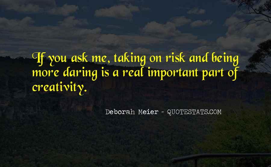 Deborah Meier Quotes #1369760