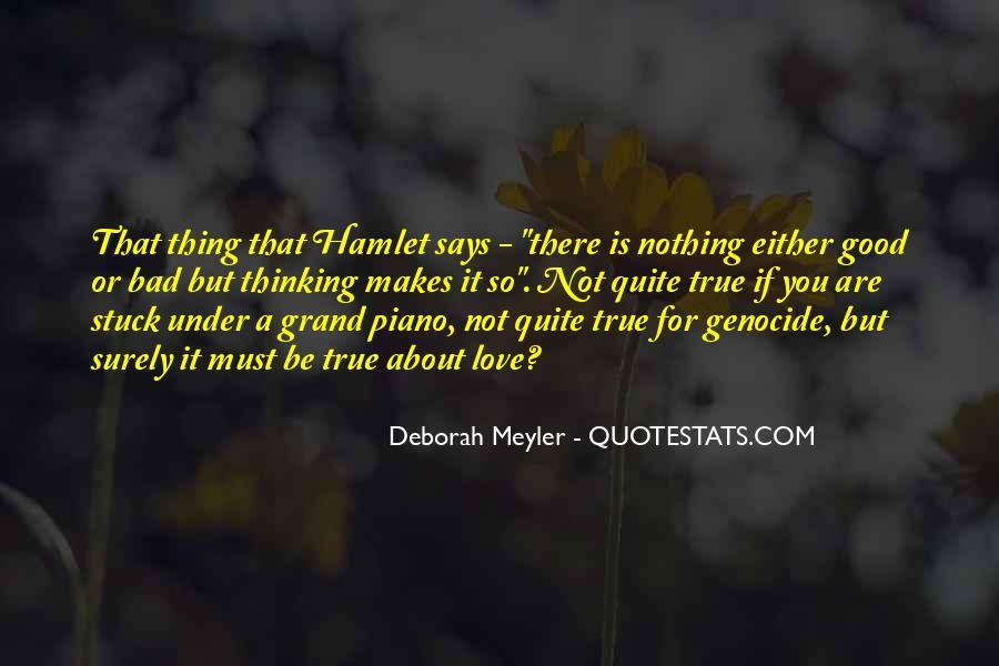 Deborah Meyler Quotes #1163199