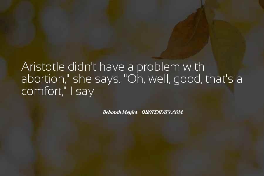 Deborah Meyler Quotes #158224