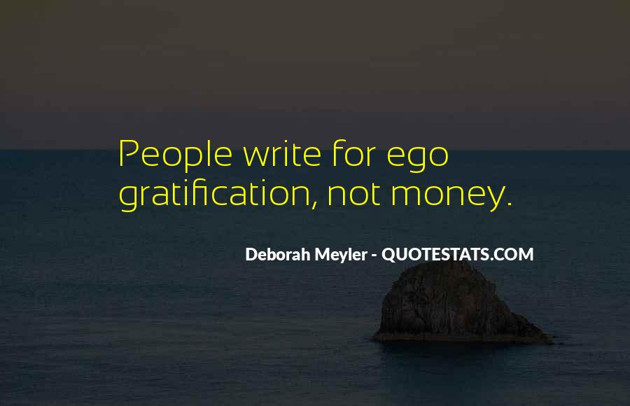 Deborah Meyler Quotes #202049