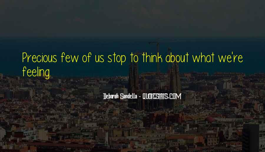 Deborah Sandella Quotes #1034586