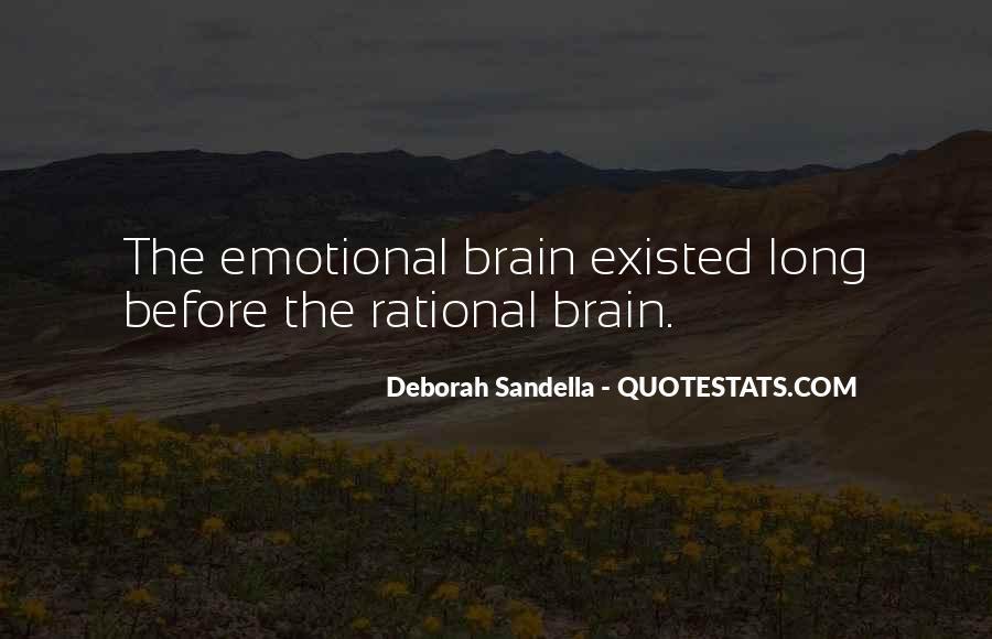 Deborah Sandella Quotes #1107285
