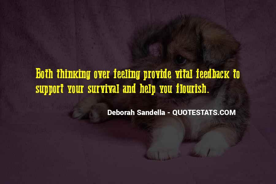 Deborah Sandella Quotes #1124912