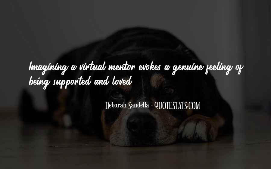 Deborah Sandella Quotes #1190207