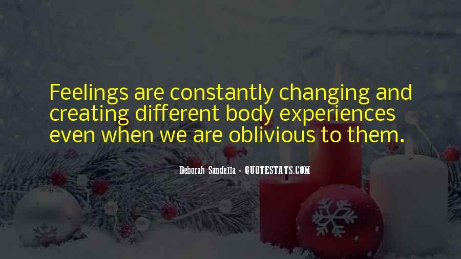 Deborah Sandella Quotes #1236242