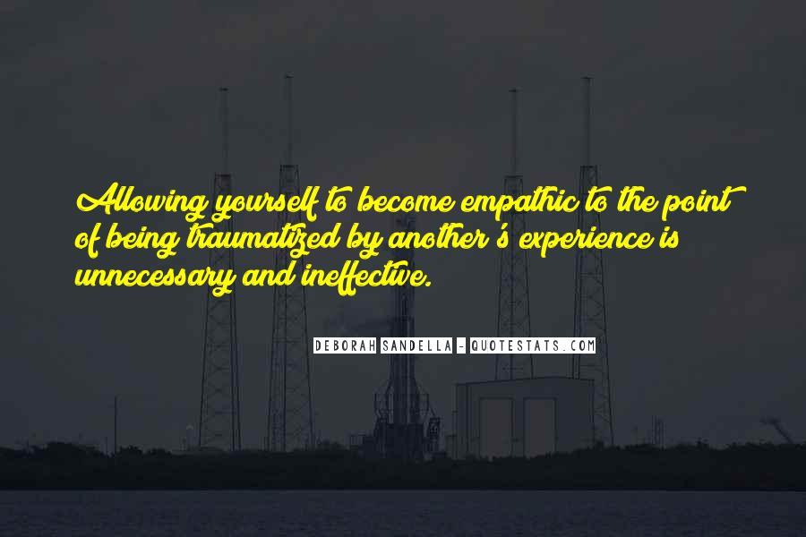 Deborah Sandella Quotes #1489322