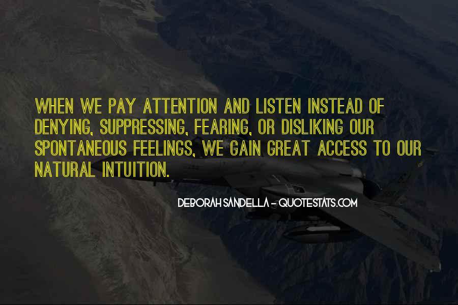 Deborah Sandella Quotes #166480