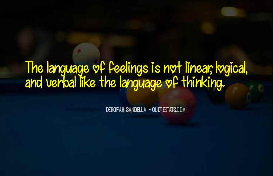 Deborah Sandella Quotes #1676378
