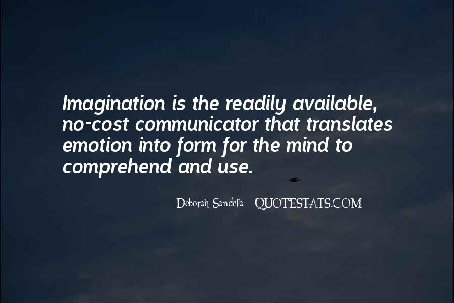 Deborah Sandella Quotes #1812659