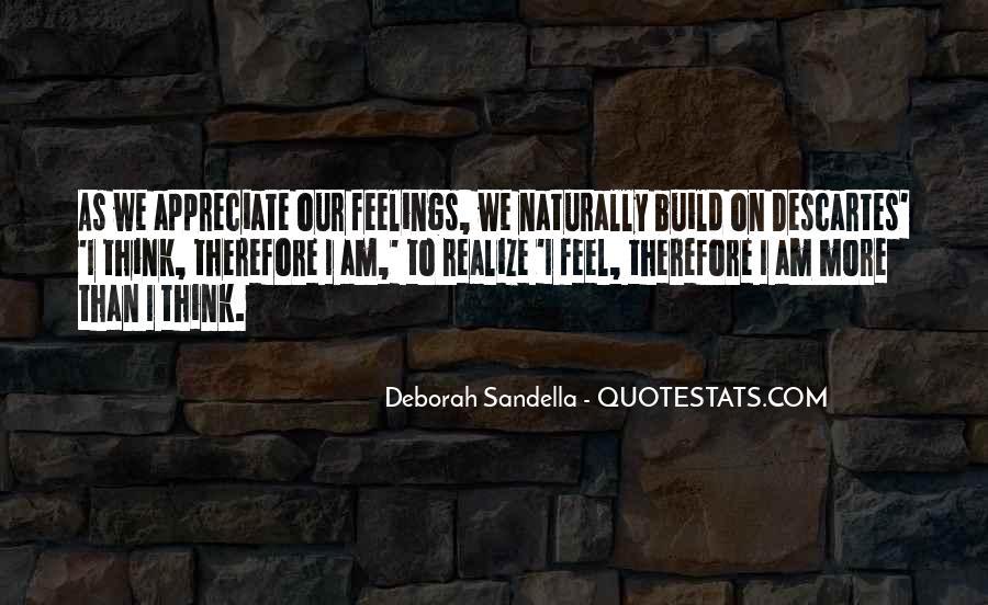 Deborah Sandella Quotes #229821