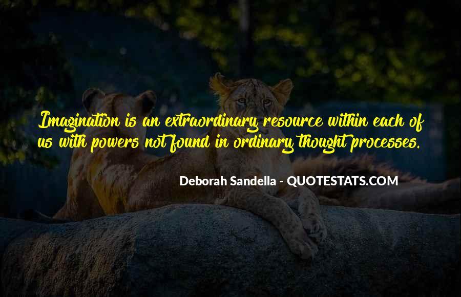 Deborah Sandella Quotes #296132
