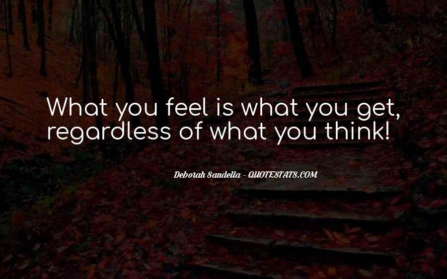 Deborah Sandella Quotes #380963
