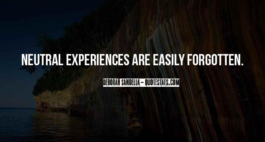 Deborah Sandella Quotes #430695