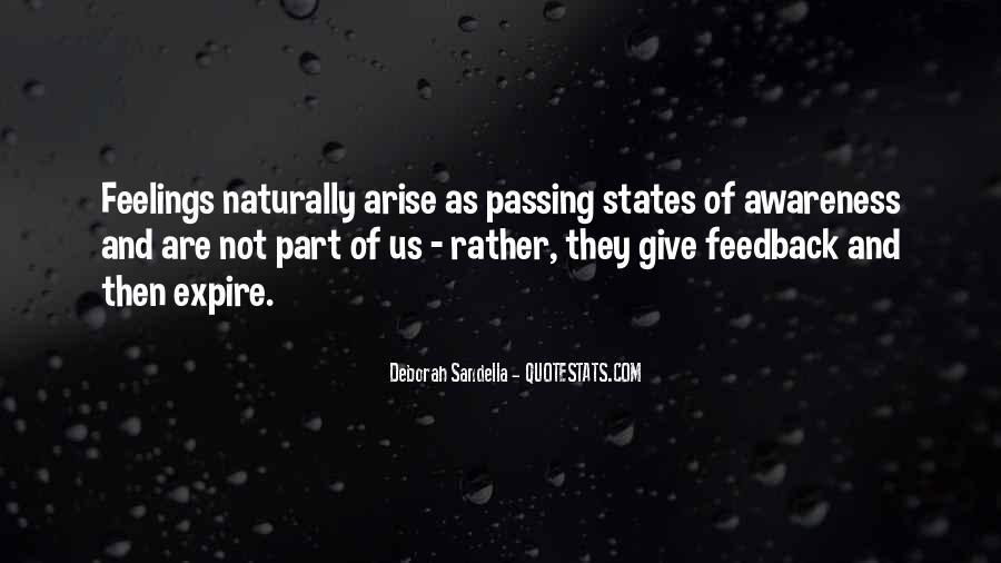 Deborah Sandella Quotes #507569