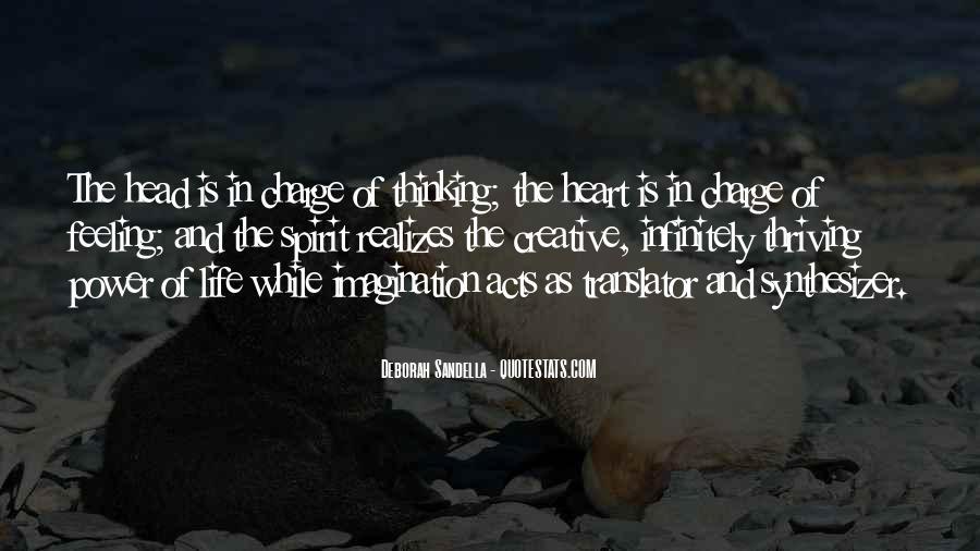 Deborah Sandella Quotes #723853