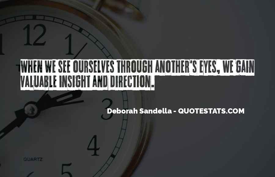Deborah Sandella Quotes #753571