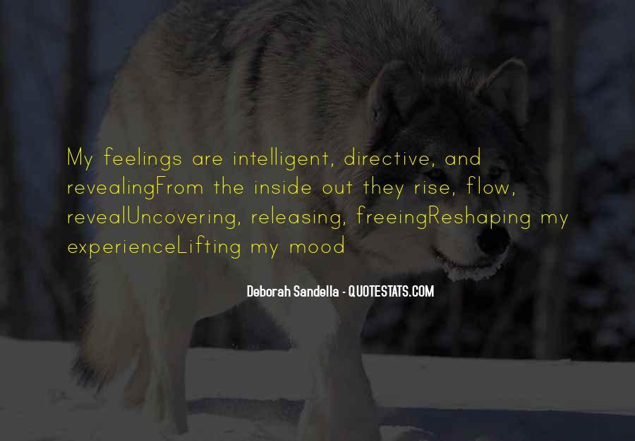 Deborah Sandella Quotes #881238