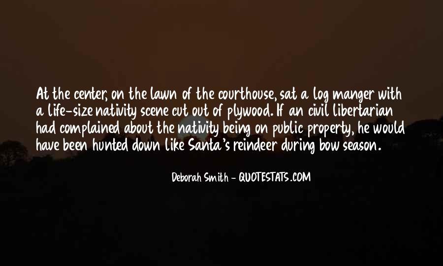Deborah Smith Quotes #1301464