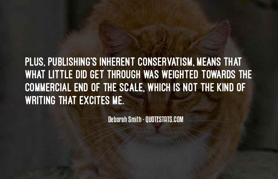 Deborah Smith Quotes #1522018