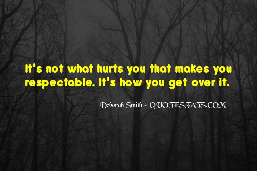 Deborah Smith Quotes #171523
