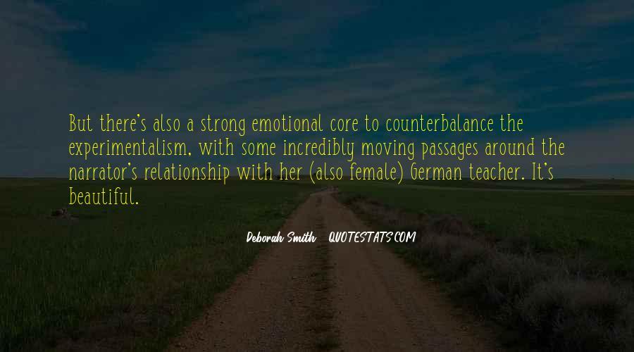 Deborah Smith Quotes #760989
