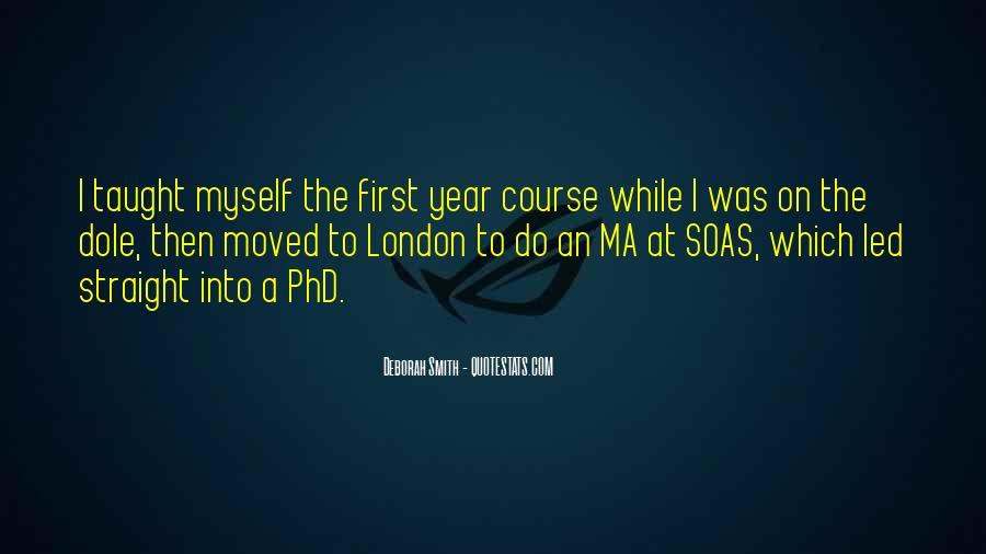 Deborah Smith Quotes #851943