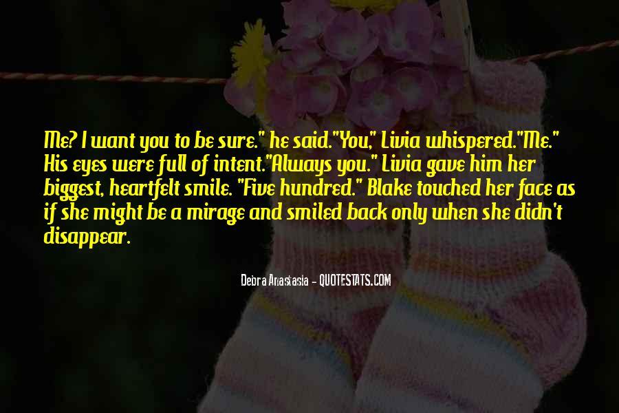 Debra Anastasia Quotes #1022931