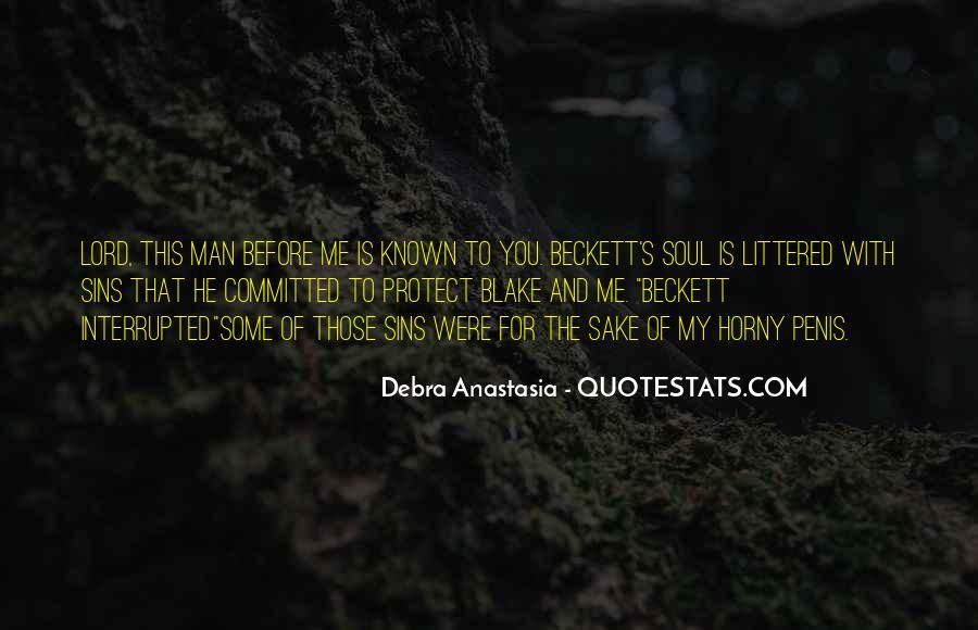 Debra Anastasia Quotes #1260921