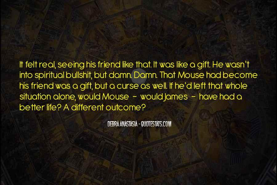 Debra Anastasia Quotes #1448661
