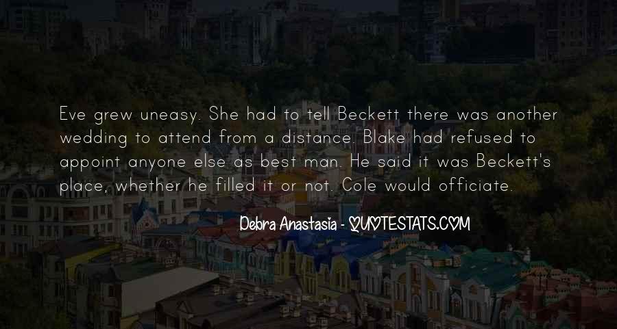 Debra Anastasia Quotes #1555680