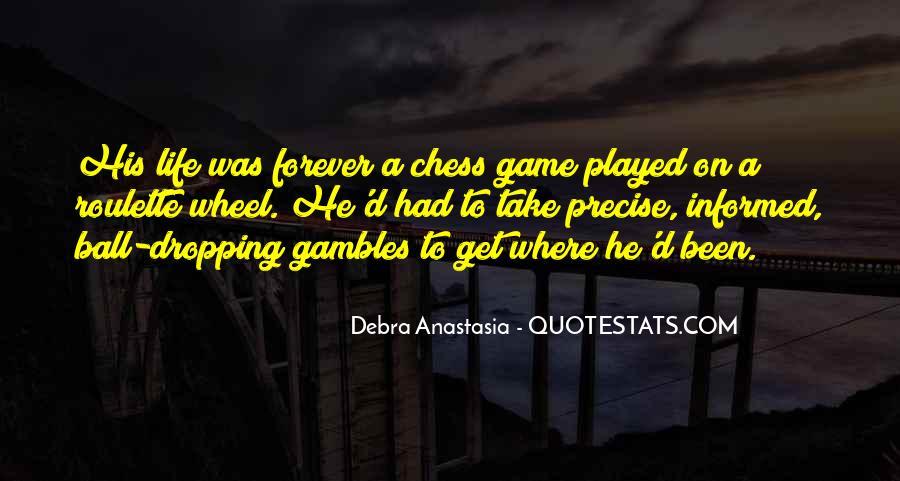 Debra Anastasia Quotes #1566235