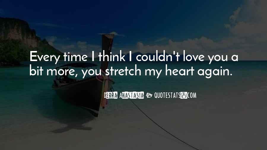 Debra Anastasia Quotes #1578172