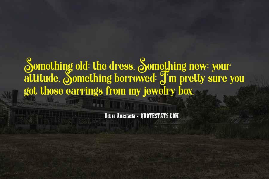 Debra Anastasia Quotes #1642745