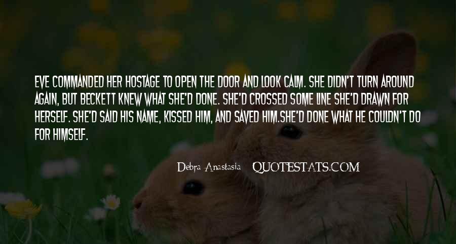 Debra Anastasia Quotes #1700640