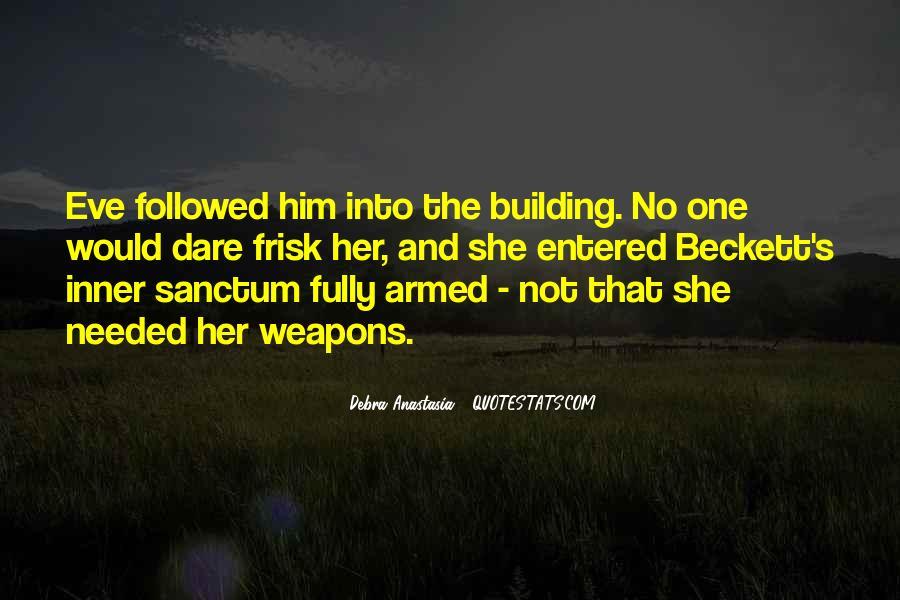 Debra Anastasia Quotes #1778801